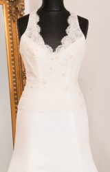 Pronovias | Wedding Dress | Fit to Flare | WH39C