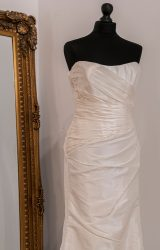 Suzanne Neville | Wedding Dress | Fit to Flare | WH44C
