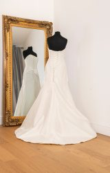 Kate Sherford | Wedding Dress | Fit to Flare | WH55C