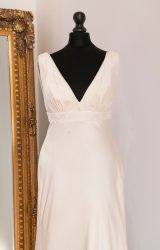 Charlotte Balbier | Wedding Dress | Fit to Flare | WH69C