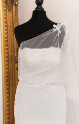 Eliza Jane Howell | Wedding Dress | Fit to Flare | WH73c