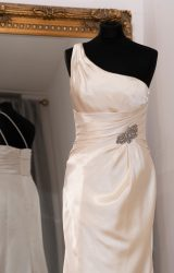 Pronovias | Wedding Dress | Fit to Flare | WH74C