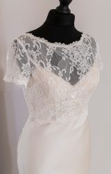 Charlotte Balbier | Wedding Dress | Fit to Flare | WH75C