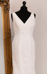 Charlotte Balbier | Wedding Dress | Fit to Flare | WH76C