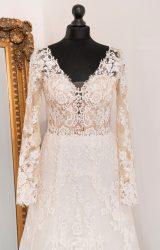 Pronovias | Wedding Dress | Aline | WH77C