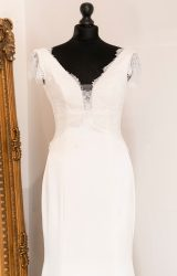 So Sassi | Wedding Dress | Fit to Flare | WH83C