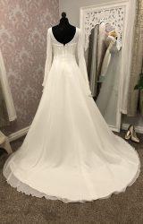 Vintage   Wedding Dress   Aline   Y99E