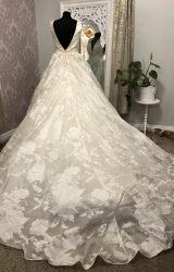 Alessandra Rinaudo   Wedding Dress   Aline   Y100