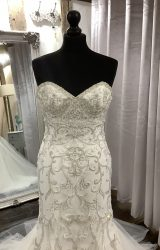 Watters | Wedding Dress | Fishtail | LA64L