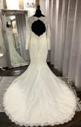 Ellis Bridal | Wedding Dress | Fit to Flare | LA65L
