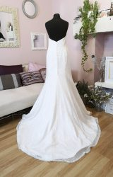 Sassi Holford | Wedding Dress | Fit to Flare | W650L