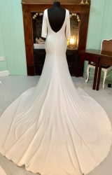 San Patrick | Wedding Dress | Fit to Flare | SH91S