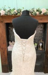 Maggie Sottero | Wedding Dress | Fishtail | SH8S