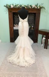Mikaella | Wedding Dress | Fishtail | SH106S