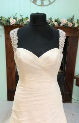 Modeca | Wedding Dress | Fit to Flare | SH107S