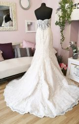 Art Couture   Wedding Dress   Fit Flare   W675L