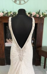 Morilee | Wedding Dress | Fit to Flare | SH108S
