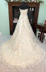 Vera Wang | Wedding Dress | Aline | SH114