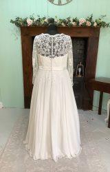 Elite | Wedding Dress | Aline | SH112S
