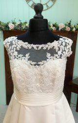 Mark Lesley | Wedding Dress | Aline | SH113S