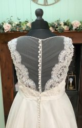 True Bride | Wedding Dress | Aline | SH111S