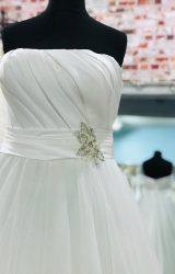 Romantica | Wedding Dress | Aline | CA126G