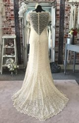 Maggie Sottero | Wedding Dress | Boho | CA123G
