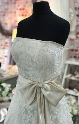 White Rose | Wedding Dress | Aline | CA128G