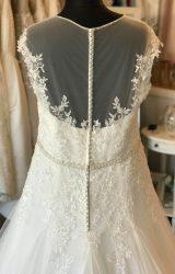 Callista | Wedding Dress | Aline | B226