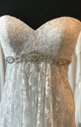 Kenneth Winston | Wedding Dress | Empire | B229M