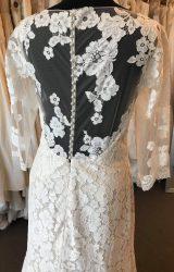 La Papillon | Wedding Dress | Column | B129M