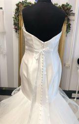 Allure | Wedding Dress | Drop Waist | WF176