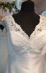 Morilee   Wedding Dress   Fit to Flare   N208G