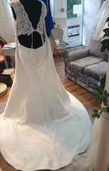 Morilee | Wedding Dress | Fit to Flare | N208G