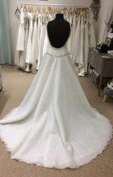Alfred Sung | Wedding Dress | Aline | LE255M