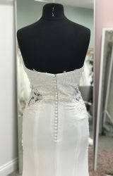 Catherine Parry | Wedding Dress | Fit to Flare | D1022K