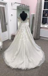 Sophia Tolli | Wedding Dress | Aline | D946K