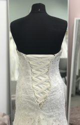 Sophia Tolli | Wedding Dress | Fishtail | D942K