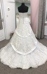 Sophia Tolli | Wedding Dress | Aline | D413K