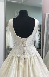 Vintage | Wedding Dress | Aline | D1030K