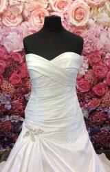 Enzoani | Wedding Dress | Aline | ST381S