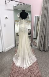 Temperley | Wedding Dress | Fit to Flare | D1033K