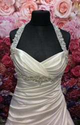 Benjamin Roberts | Wedding Dress | Halter Neck | ST384S