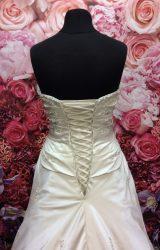 Phil Collins   Wedding Dress   Aline   ST383S