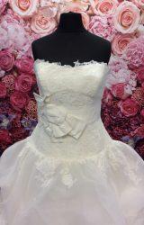 Enzoani   Wedding Dress   Aline   ST382S