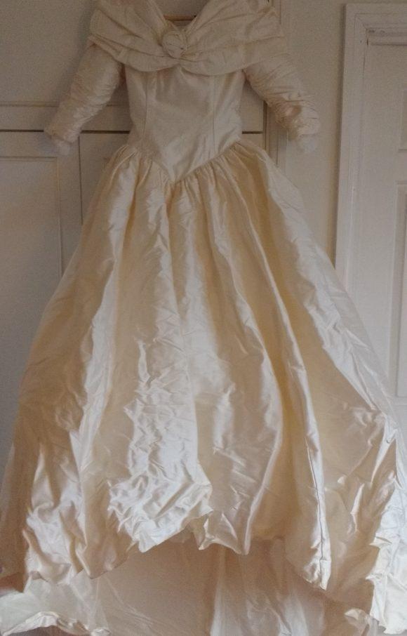 Fiorella | Wedding Dress | Drop Waist | C1597