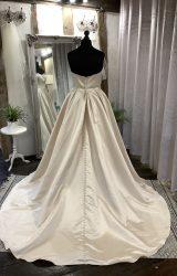 Art Couture | Wedding Dress | Aline | LA66L