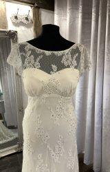 Temperley | Wedding Dress | Empire | LA73L