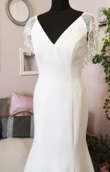 Sassi Holford | Wedding Dress | Fit to Flare | W685L