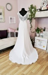Rosa Couture | Wedding Dress | Fit to Flare | W690L